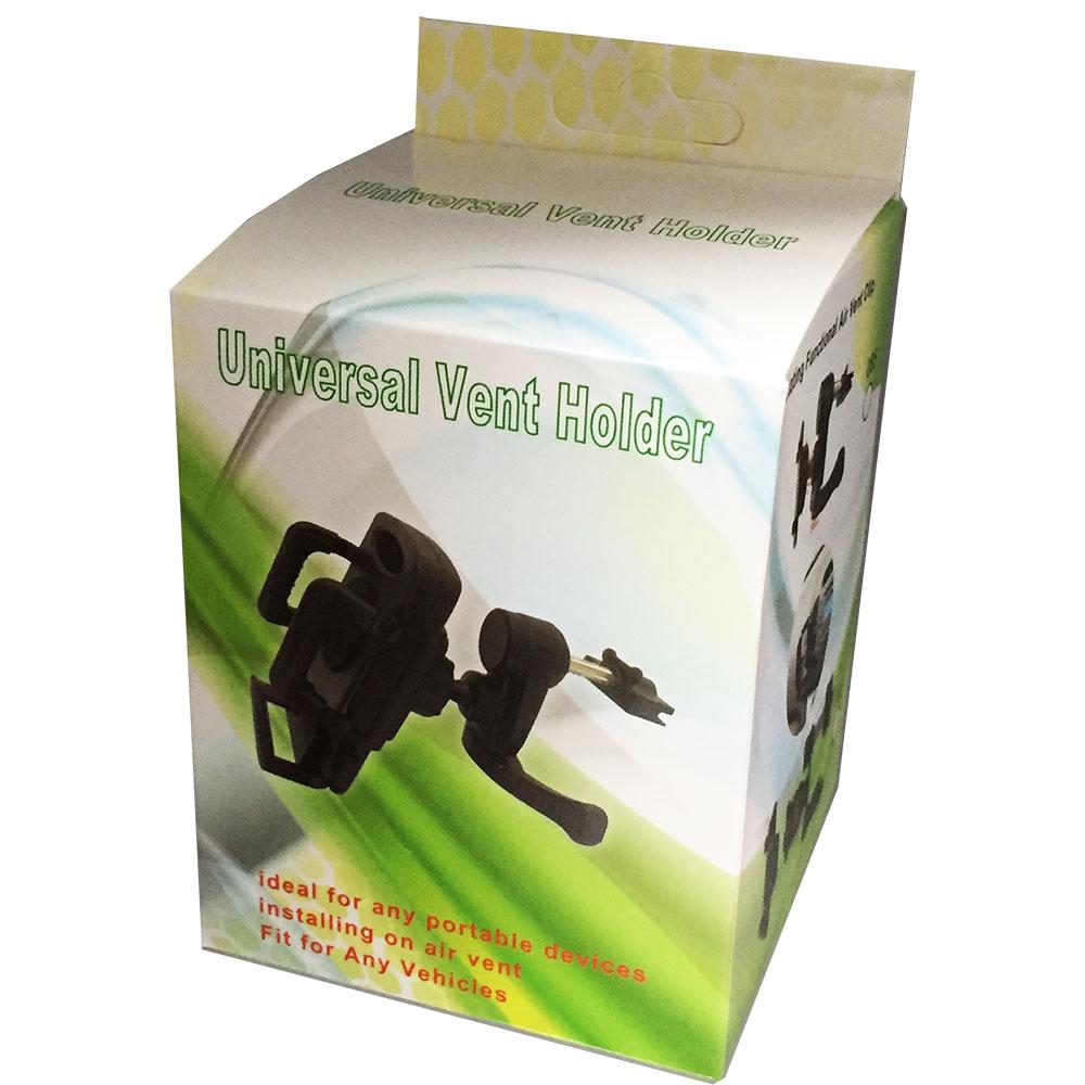 Car Air Vent Mount W/360° Rotation CAV-085