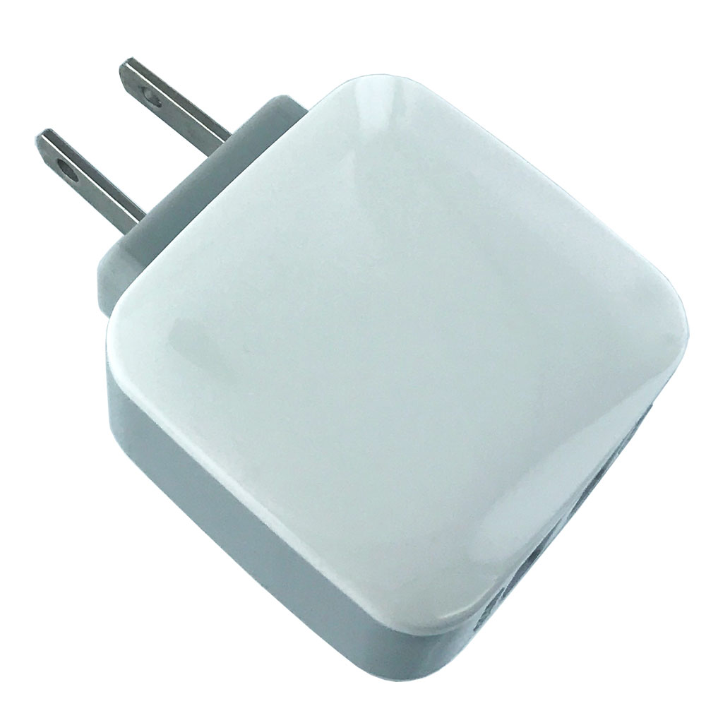 2.1A Dual USB Ports Home AC Adapter