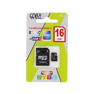GeveyBox Ultra MicroSDHC Card Adapter- 16GB
