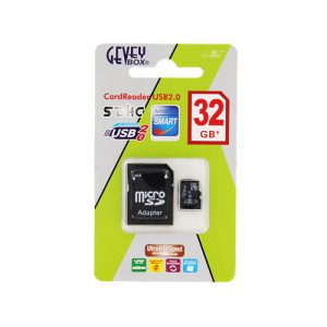 GeveyBox Ultra MicroSDHC Card Adapter- 32GB