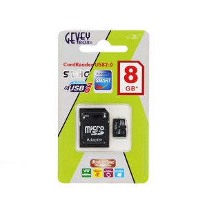 GeveyBox Ultra MicroSDHC Card Adapter- 8GB