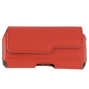 iPhone 5 5S Pouch Case Orange