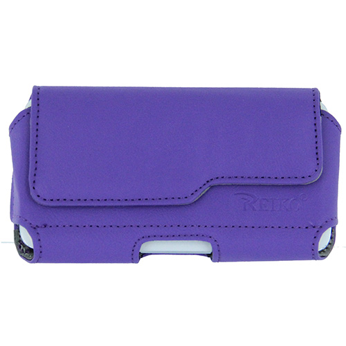 Samsung Galaxy S5 i9600 Pouch Case Purple