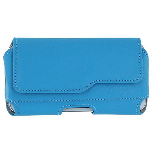 Samsung Galaxy S5 i9600 Pouch Case Blue